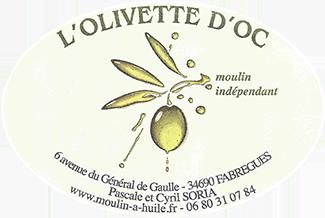 Moulin de l'Olivette d'OC